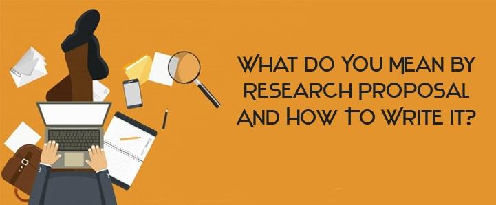 Research Proposal Writing Help in Dubai